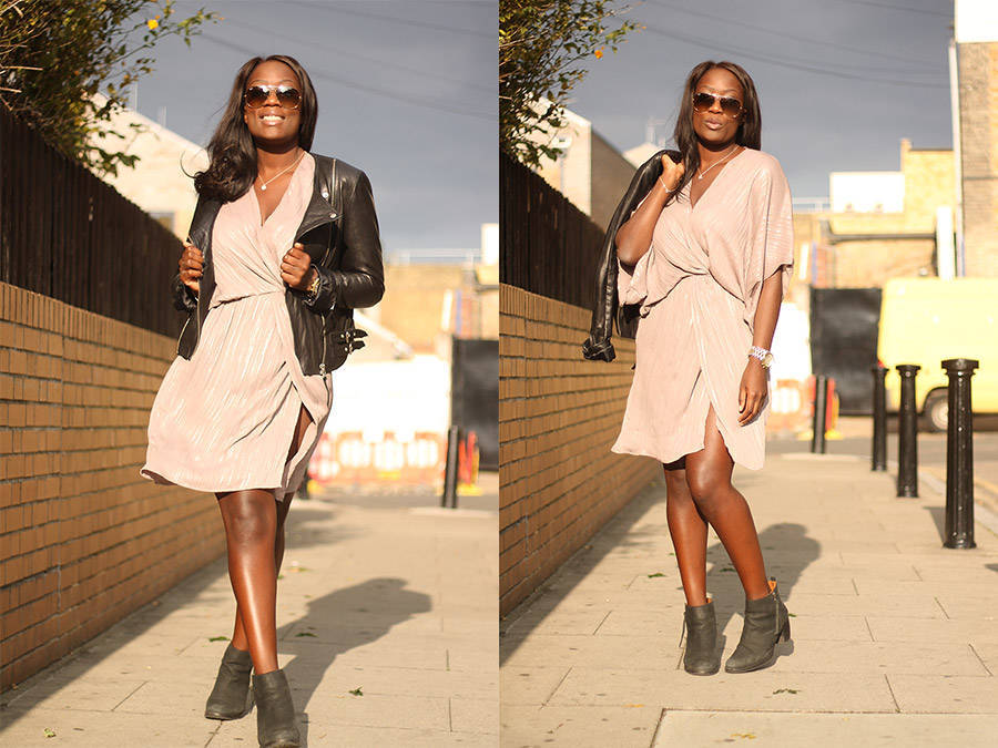 Double outfit - Barbent höstinspo från London, By Angela