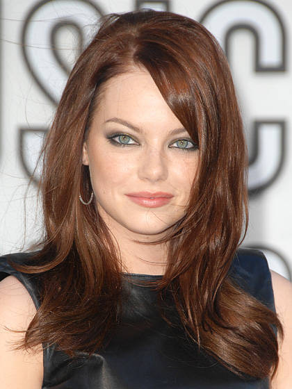 emma-stone-best-haircut-for-round-faces