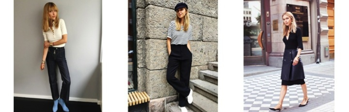 3 STREETSTYLE-FAVORITER SOM INSPIRERAR PÅ INSTAGRAM