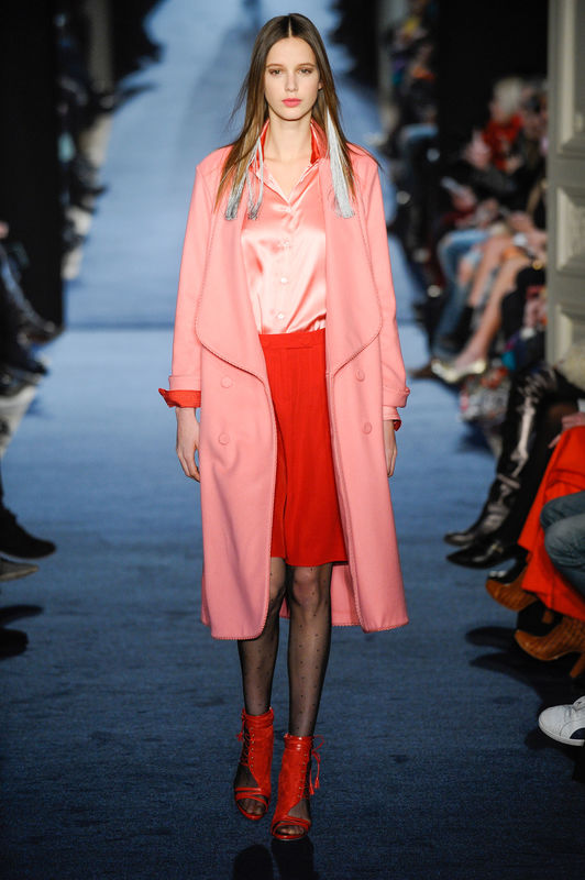 "Défilé de mode ""Alexis Mabille"", collection prêt-à-porter automne-hiver 2016-2017 à Paris le 3 mars 2016. ""Alexis Mabille"" RTW fashion show fall -winter 2016/2017 in Paris"