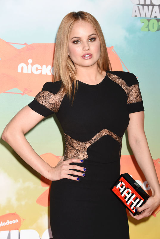 INGLEWOOD, CA - MARCH 12: Actress Debby Ryan attends Nickelodeon