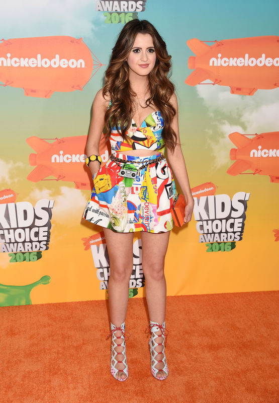 INGLEWOOD, CA - MARCH 12: Actress Laura Marano attends Nickelodeon