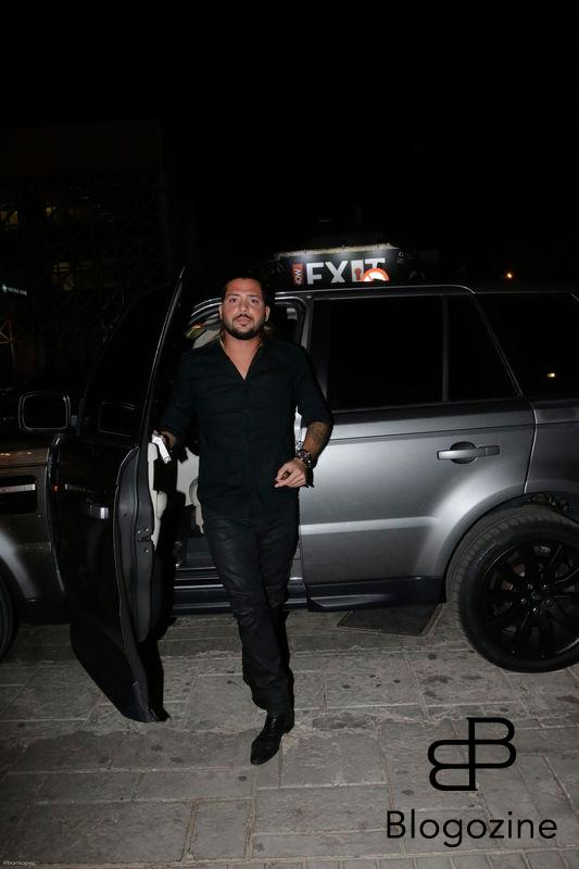 52204269 Lindsay Lohan attends the opening of her new club