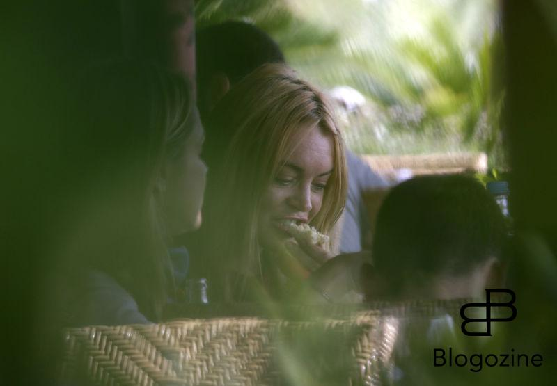 52204011 Actress turned entrepreneur Lindsay Lohan was seen having linch at her brand new Lohan Nightclub in Athens, Greece on October 15, 2016. Lindsay was all smiles as she grabbed a bite to eat and inspected her new property before the grand opening which is scheduled for later tonight. FameFlynet, Inc - Beverly Hills, CA, USA - +1 (310) 505-9876 RESTRICTIONS APPLY: NO GREECE