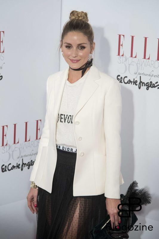 **ALL ROUND PICTURES FROM SOLARPIX.COM** **SOLARPIX RIGHTS - WORLDWIDE SYNDICATION - NO SPAIN** Caption: the 30th Anniversary for Elle Magazine Spain awards in Madrid This pic: American socialite Olivia Palermo **UK ONLINE USAGE £25 PER PIC** JOB REF: 19668 DMS/Delores DATE:26.10.16 **MUST CREDIT SOLARPIX.COM AS CONDITION OF PUBLICATION** **CALL US ON: +34 952 811 768**