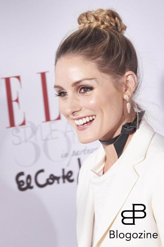 Olivia Palermo attending the Elle Style Awards 2016 red carpet at Circulo de Bellas Artes in Madrid, Spain, 26.10.2016. Credit: Thorton/insight media