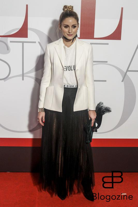 158722, Olivia Palermo attends the ELLE magazine 30th anniversary party at El Circle de Bellas Artes. Madrid, Spain - Wednesday October 26, 2016. Photograph: © C. Kasady, PacificCoastNews. Los Angeles Office (PCN): +1 310.822.0419 UK Office (Photoshot): +44 (0) 20 7421 6000 sales@pacificcoastnews.com FEE MUST BE AGREED PRIOR TO USAGE