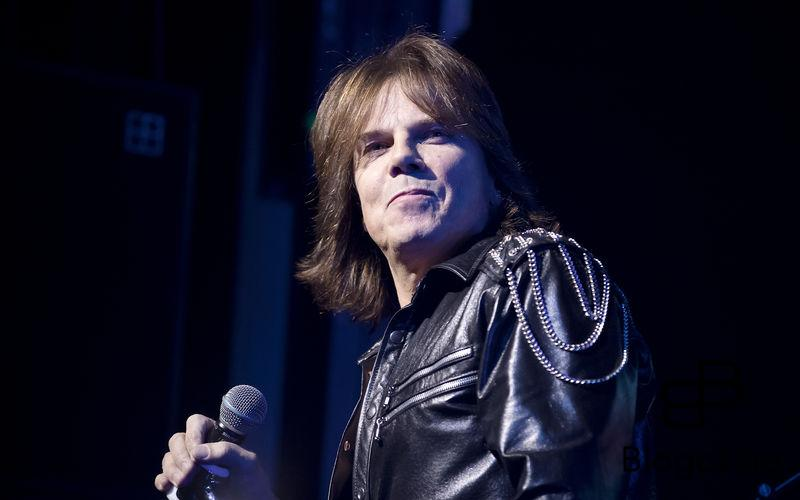 2016-11-08. Cirkus, Stockholm, Sweden. Europe - The Final Countdown Tour. In pictures: Joey Tempest. Photo by: Magnus Liljegren / Stella Pictures