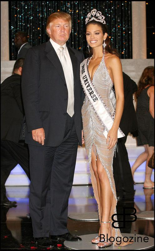 ICI AVEC DONALD TRUMP - LA PORTORICAINE ZULEYKA RIVERA MENDOZA COURONNEE MISS UNIVERS 2006 A LOS ANGELES ZULEYKA RIVERA MENDOZA, MISS PUERTO RICO CROWNED MISS UNIVERSE 2006, AT THE SHRINE AUDITORIUM IN LOS ANGELES. JULY 23, 2006. Pic : Miss Puerto Rico - Zuleyka Rivera Mendoza