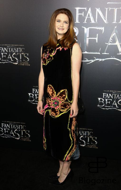 "52228405 Celebrities attend the premiere of ""Fantastic Beasts"