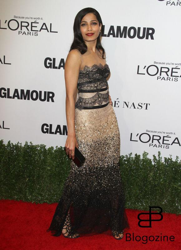 52231655 Glamour Women Of The Year 2016 held at The NeueHouse in Hollywood, California on 11/14/16. Glamour Women Of The Year 2016 held at The NeueHouse in Hollywood, California on 11/14/16. Freida Pinto FameFlynet, Inc - Beverly Hills, CA, USA - +1 (310) 505-9876