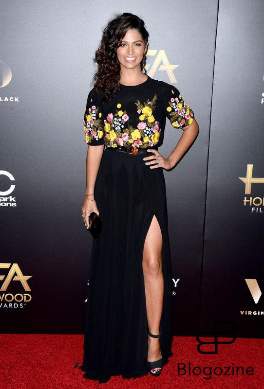 Camila Alves attends the 20th Annual Hollywood Film Awards on November 6, 2016 in Beverly Hills, Los Angeles, CA, USA. Photo by Lionel Hahn/ABACAPRESS.COM