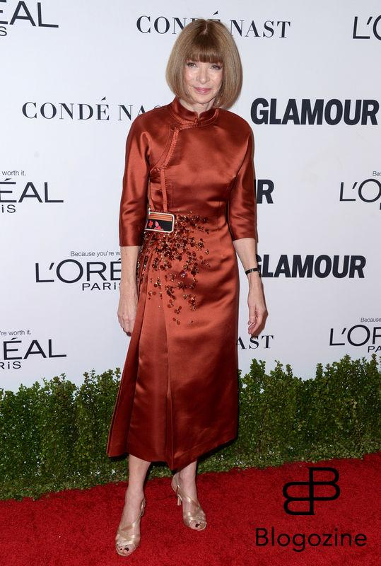 Anna Wintour attends Glamour Women Of The Year 2016 at NeueHouse Hollywood on November 14, 2016 in Los Angeles, CA, USA. Photo by Lionel Hahn/ABACAPRESS.COM