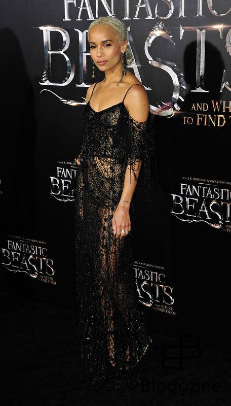 "52228364 Celebrities attend the premiere of ""Fantastic Beasts"