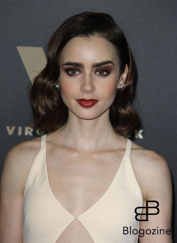 52224881 The 20th Annual Hollywood Film Awards held at The Beverly Hilton Hotel in Beverly Hills, California on 11/6/16.  The 20th Annual Hollywood Film Awards held at The Beverly Hilton Hotel in Beverly Hills, California on 11/6/16. Lily Collins FameFlynet, Inc - Beverly Hills, CA, USA - +1 (310) 505-9876