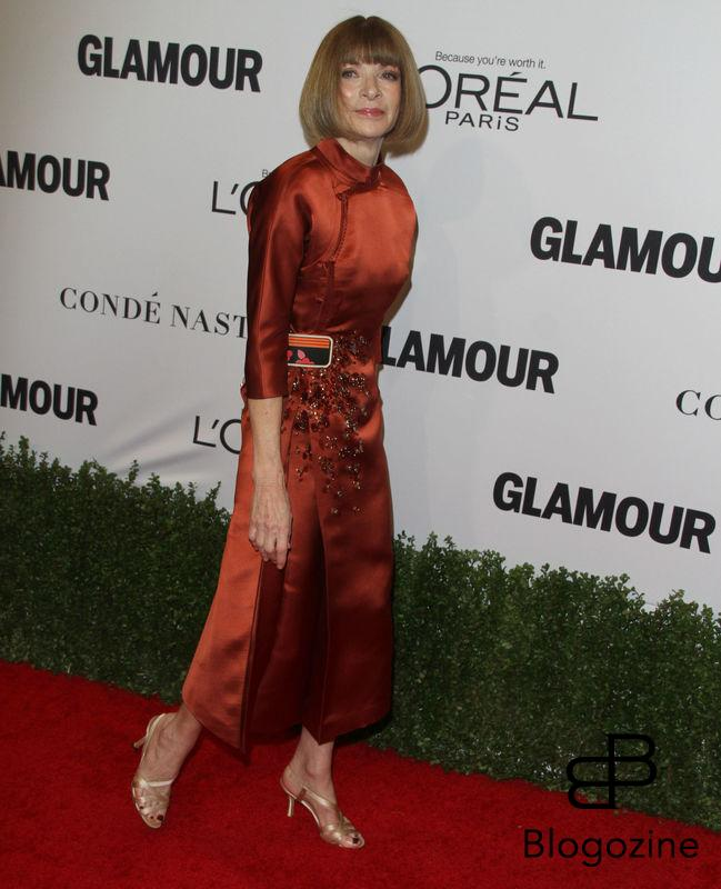 52231723 Glamour Women Of The Year 2016 held at The NeueHouse in Hollywood, California on 11/14/16. Glamour Women Of The Year 2016 held at The NeueHouse in Hollywood, California on 11/14/16. Anna Wintour FameFlynet, Inc - Beverly Hills, CA, USA - +1 (310) 505-9876