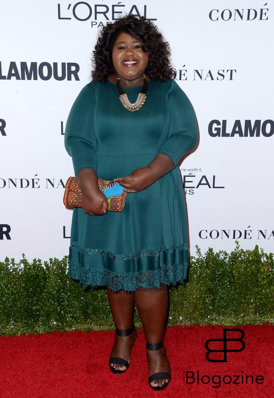 Gabourey Sidibe attends Glamour Women Of The Year 2016 at NeueHouse Hollywood on November 14, 2016 in Los Angeles, CA, USA. Photo by Lionel Hahn/ABACAPRESS.COM