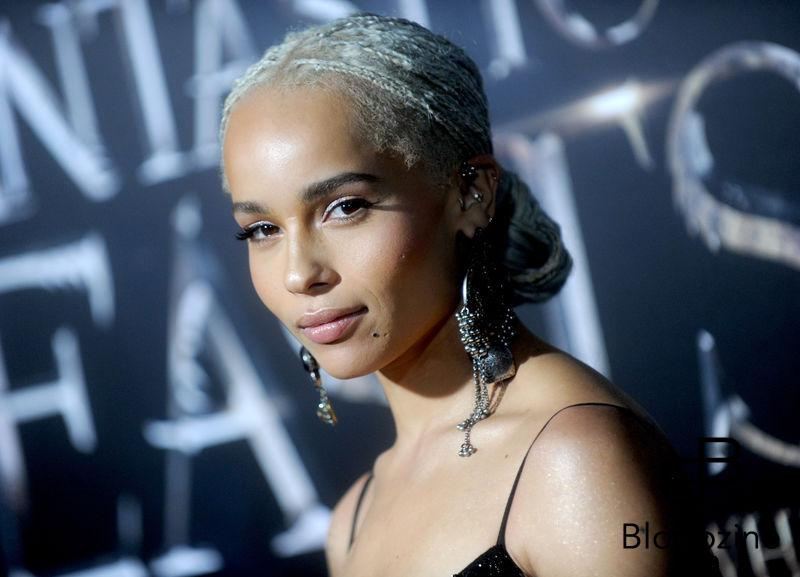 Actress Zoe Kravitz attending the Fantastic Beasts And Where To Find Them world premiere at Alice Tully Hall, Lincoln Center in New York City, NY, USA, on November 10, 2016. Photo by Dennis Van Tine/ABACAPRESS.COM