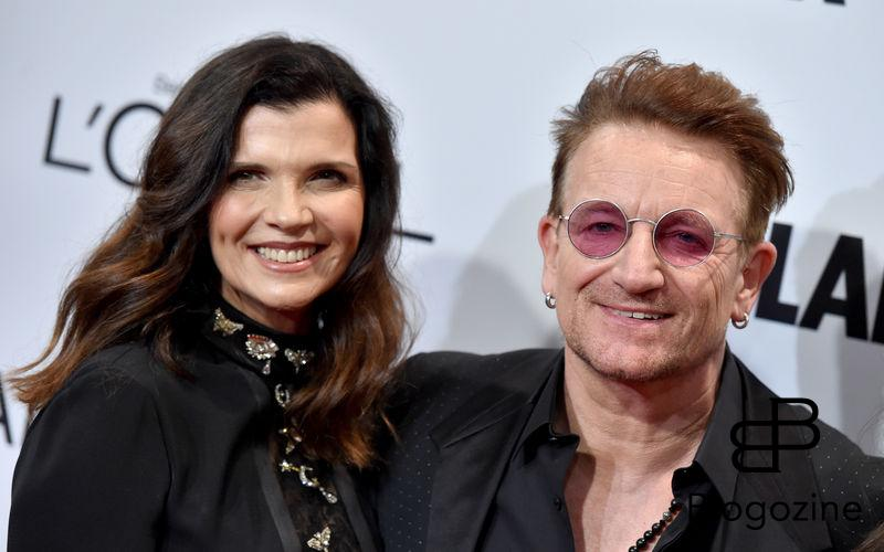Alison Hewson and Bono attend Glamour Women Of The Year 2016 at NeueHouse Hollywood on November 14, 2016 in Los Angeles, CA, USA. Photo by Lionel Hahn/ABACAPRESS.COM