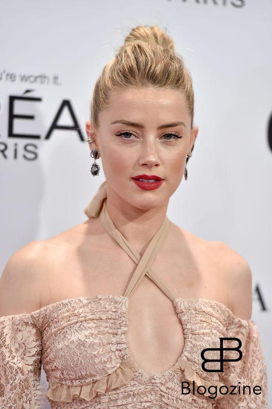 Amber Heard attends Glamour Women Of The Year 2016 at NeueHouse Hollywood on November 14, 2016 in Los Angeles, CA, USA. Photo by Lionel Hahn/ABACAPRESS.COM