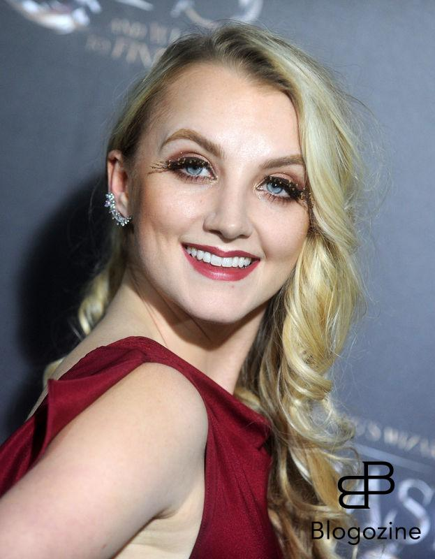Evanna Lynch attending the Fantastic Beasts And Where To Find Them world premiere at Alice Tully Hall, Lincoln Center in New York City, NY, USA, on November 10, 2016. Photo by Dennis Van Tine/ABACAPRESS.COM