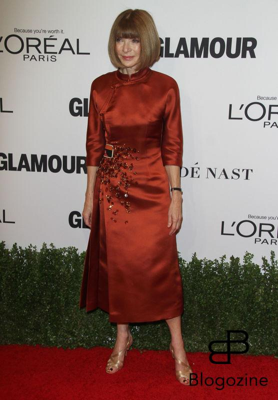 52231725 Glamour Women Of The Year 2016 held at The NeueHouse in Hollywood, California on 11/14/16. Glamour Women Of The Year 2016 held at The NeueHouse in Hollywood, California on 11/14/16. Anna Wintour FameFlynet, Inc - Beverly Hills, CA, USA - +1 (310) 505-9876