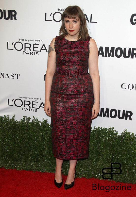 52231683 Glamour Women Of The Year 2016 held at The NeueHouse in Hollywood, California on 11/14/16. Glamour Women Of The Year 2016 held at The NeueHouse in Hollywood, California on 11/14/16. Lena Dunham FameFlynet, Inc - Beverly Hills, CA, USA - +1 (310) 505-9876