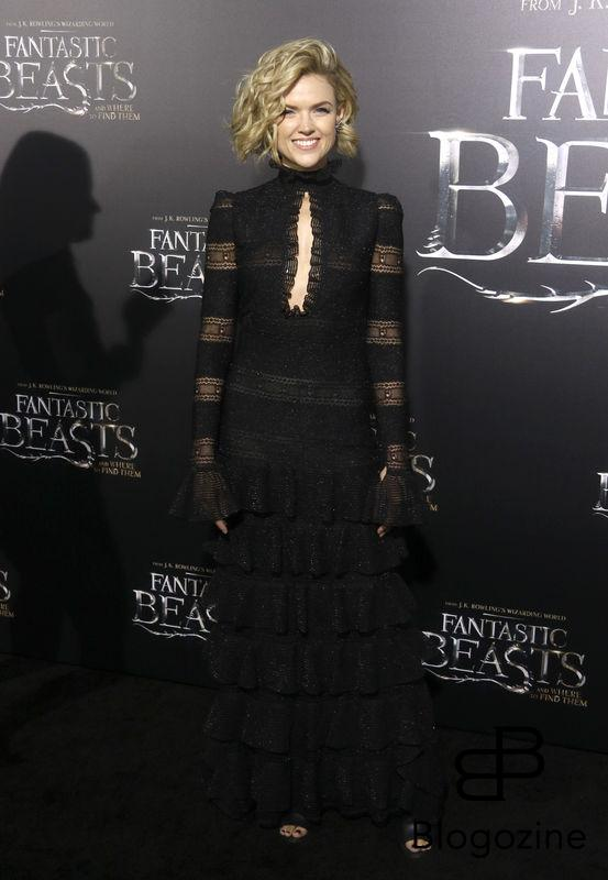 "52228403 Celebrities attend the premiere of ""Fantastic Beasts"