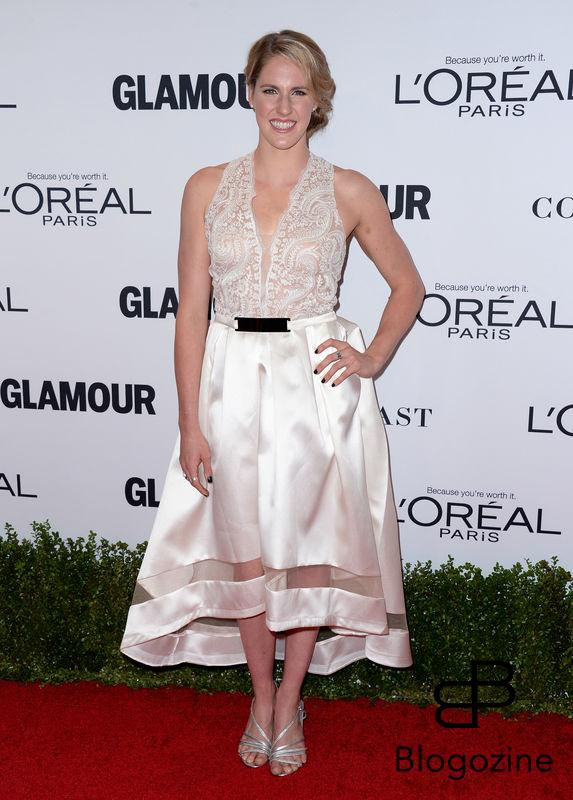 Missy Franklin attends Glamour Women Of The Year 2016 at NeueHouse Hollywood on November 14, 2016 in Los Angeles, CA, USA. Photo by Lionel Hahn/ABACAPRESS.COM
