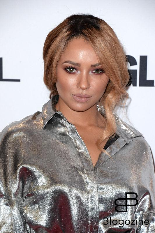 Kat Graham attends Glamour Women Of The Year 2016 at NeueHouse Hollywood on November 14, 2016 in Los Angeles, CA, USA. Photo by Lionel Hahn/ABACAPRESS.COM